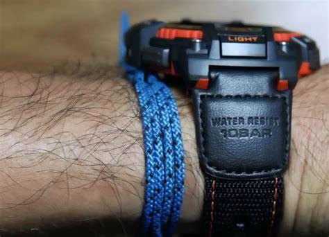 Casio Outgear Original Pria Sgw 1000b 4a casio outgear sgw 1000b 4a sensor indowatch co id