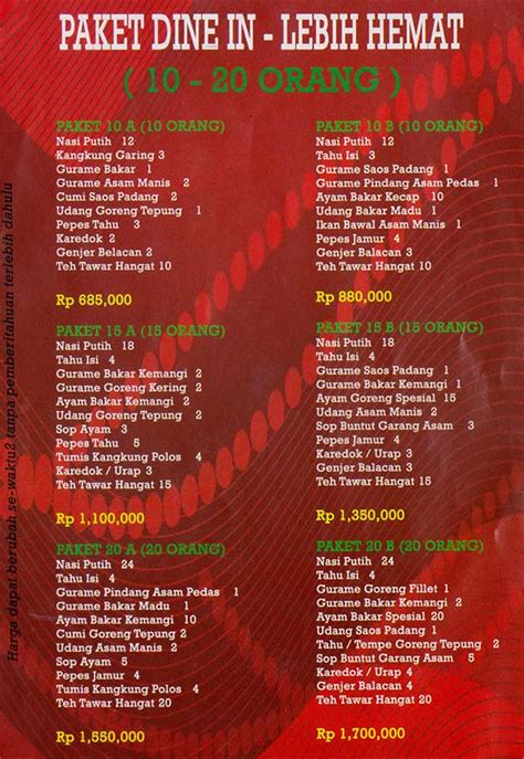 saung alam sunda info kuliner