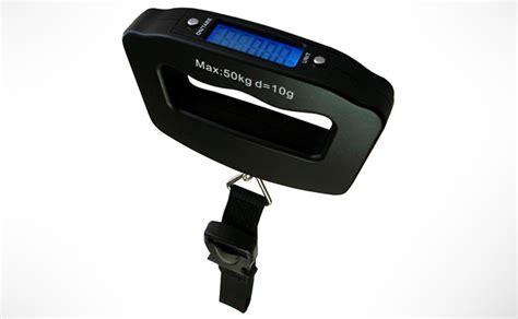 Luggage Handheld Electronic Scales dealdey electronic luggage scale held
