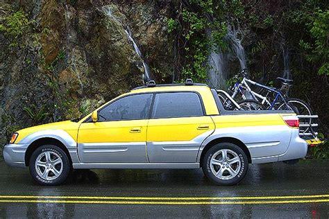 subaru baja 2015 cohort outtake subaru baja the cab ranchero