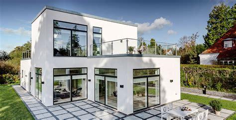 Villa Plans by Byg Af 2 Plans Hus Funkis Hus I 2 Etager