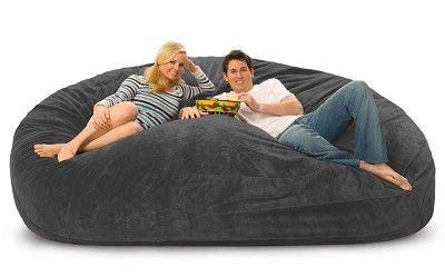 The Big One Lovesac - this is so awesome 8 foot lovesac big one foam bag home