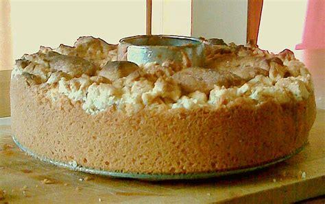 rezept apfel pudding kuchen apfel pudding kuchen rezept mit bild b 228 rchenmama