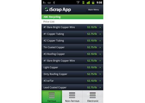 App To Find Near You Iscrap App Find Recycling Locations Near You Devpost