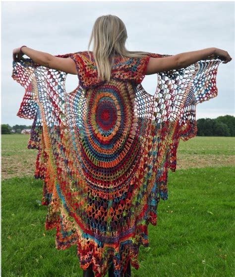 free crochet bohemian vest pattern you have to see crochet bohemian stevie nicks style vest