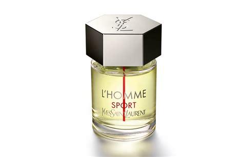Parfum Homme Sport l homme sport le nouveau parfum tonique d yves