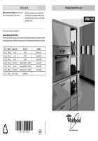 whirlpool 523 ix whirlpool microwave oven manual in the english language