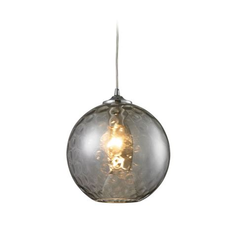 Gray Pendant Light Modern Mini Pendant Light With Grey Glass 31380 1smk Destination Lighting