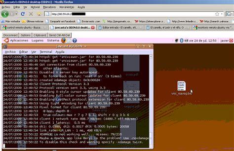 set up x11vnc server ubuntu ubuntu con vnc server por navegador 171 pc obsesion el