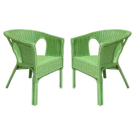 lofton patio arm chair set of 2 joss set of