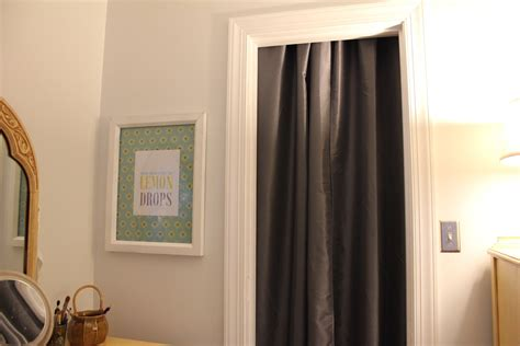 curtains for closet peahen pad gray curtains for closet doors
