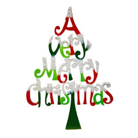 a very merry christmas magnet acrylic cut out zazzle