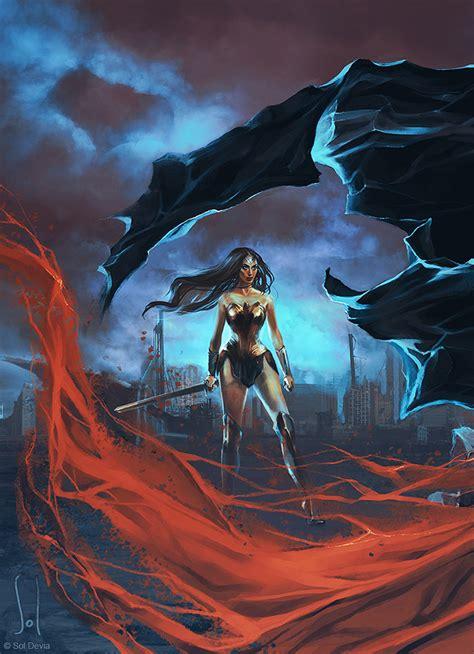 Kaos Batman V Superman 26 Bv Seven batman v superman of justice 1 by soldevia on