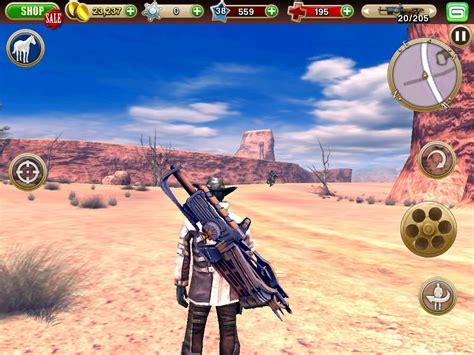 six guns mod game free download دانلود six guns v2 7 0k بازی شش تفنگدار اندروید