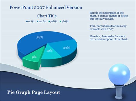free template powerpoint 2007 presenter media awesome 3d powerpoint templates