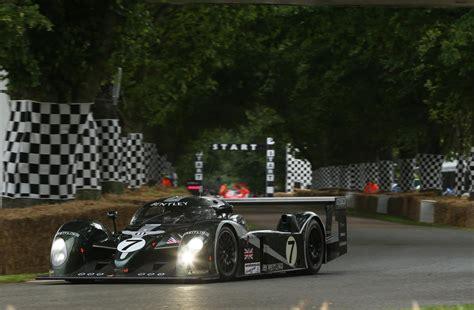 bentley exp speed 8 bentley to re enter prototype racing with new lmp2 car