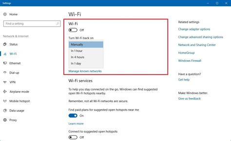 resetting wifi settings windows 10 how to manage wireless network connections on windows 10