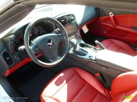 2012 Corvette Interior by Interior 2012 Chevrolet Corvette Convertible Photo