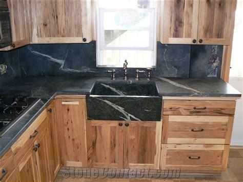 Soapstone Sink Cost - santa venata soapstone pre cut countertop slabs from