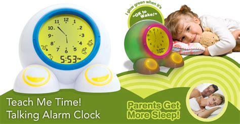 teach me talking alarm clock light innovative welcome