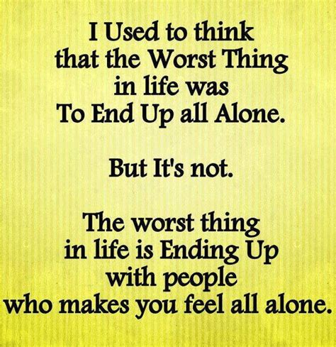 feeling alone quotes feeling alone well