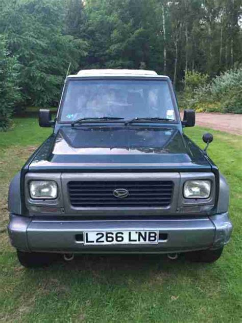 daihatsu turbo for sale daihatsu fourtrak 4x4 turbo diesel car for sale