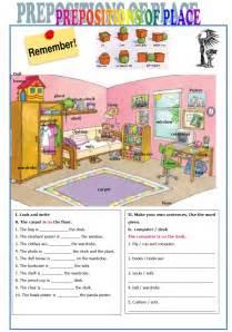 prepositions of place park akademi