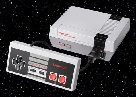 nintendo classic console nes classic mini console teaser trailer released