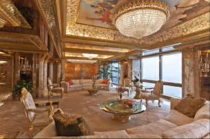 Trump Penthouse by Donald Trump S Estates Through The Years Pre White House