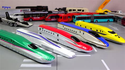 Tomica No123 Shinkansen Series E6 takara tomy tomica diecast cars collection unboxing 롱토미카 トミカボックス開封