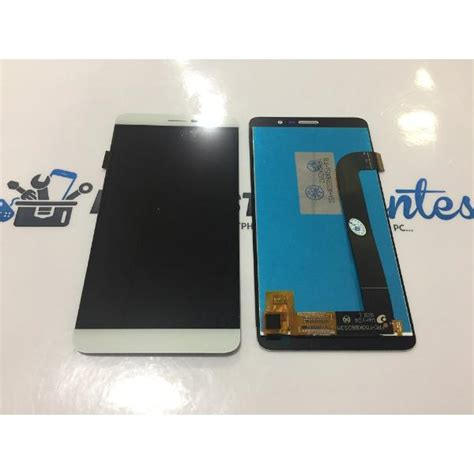 pantalla lcd display tactil coolpad porto s e570 blanca
