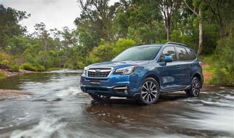 Subaru Outback Comparison by Comparison Subaru Forester Limited 2016 Vs Subaru
