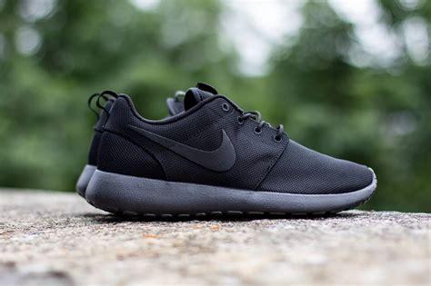 Nike Rosherun nike roshe run quot black quot hypebeast