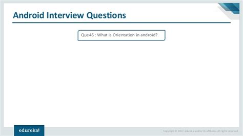 Android Layout Interview Questions | android interview questions and answers android tutorial