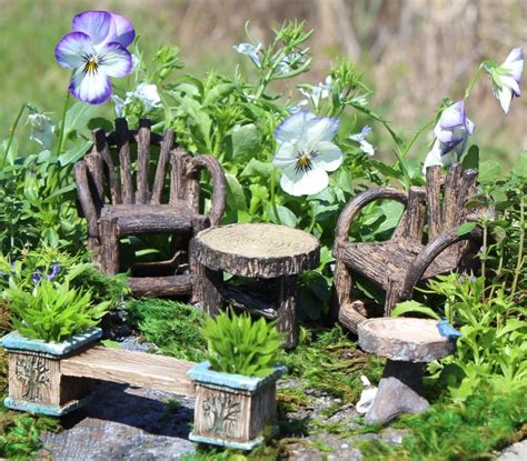 fairy home decor adorable handmade fairy garden decorations beautiful