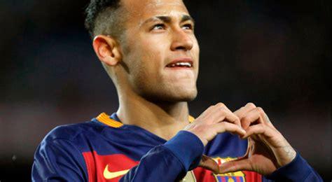 barcelona neymar habria renovado hasta el  video