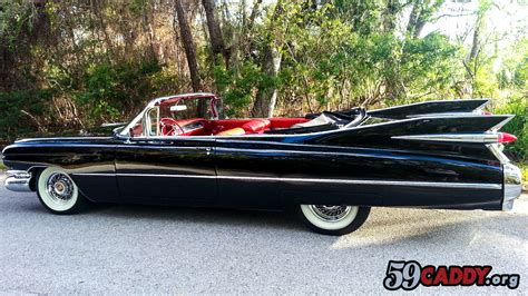 1959 cadillac convertible for sale restored 1959 cadillac
