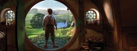 Weta Giveaways - contest worldwide the hobbit an unexpected journey weta workshop art print