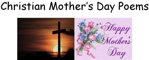 christian mothers day christian mother s day poems family finds