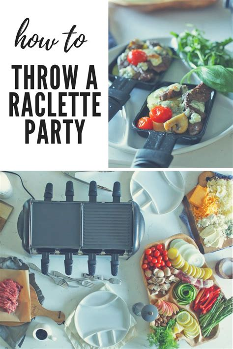 Raclette Grill Ideas by Best 25 Raclette Ideas On Silvester