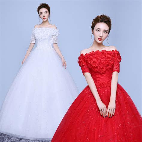 african short wedding dresses red white boat neck short sleeve lace wedding dresses