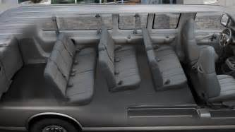chevy express chevy express interior car interior design