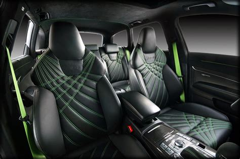 Interior Car Upholstery by Audi Rs6 By Vilner Studio 2012 Interior Design