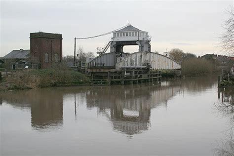 selby swing bridge file selby railway swing bridge geograph org uk 644747