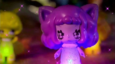 dolls that light up glimmies fairies tv commercial disney channel
