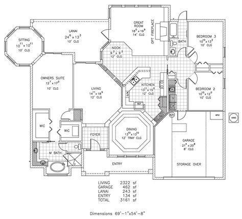 duran homes floor plans floridian new home floor plan palm coast and flagler fl