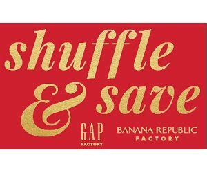 Gap Sweepstakes - gap shuffle and save instant win game sweepstakes and more at topsweeps com