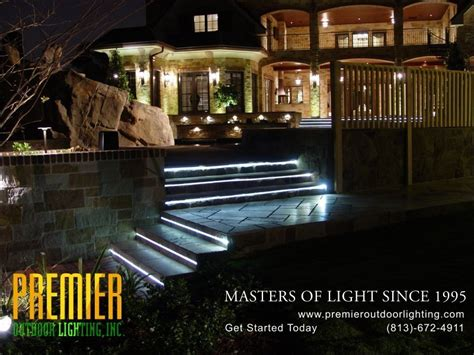 Premier Outdoor Lighting Step Lighting Photo Gallery Image 7 Premier Outdoor Lighting