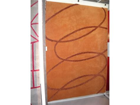 coren tappeti tappeto coren riga arancio