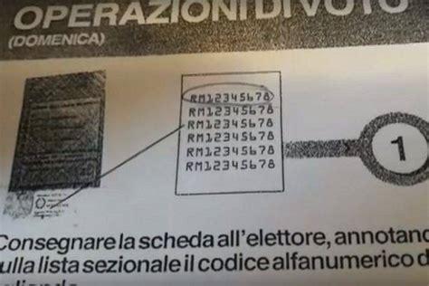 ministero interno elettorale elezioni nuova scheda elettorale e nuove regole come si